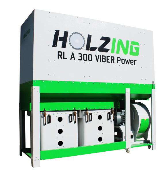 Аспирация Holzing RLA 300 VIBER Power 8900 м3/ч