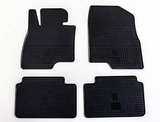Коврики в салон Mazda 3 13-/Mazda 6 13- (комплект - 4 шт)