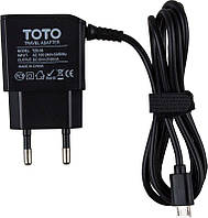Сетевое зарядное устройство TOTO TZS-56 Travel charger MicroUsb 2A 1.2m Black