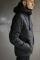 Мужская куртка евро зима Under Armour копия, фото 2