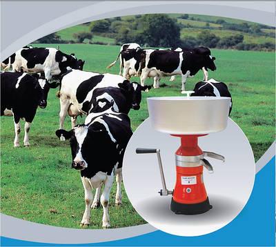 Сепараторы и маслобойки для молока