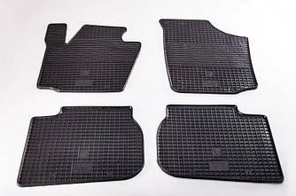 Коврики в салон Skoda Rapid 13-/Seat Toledo IV 12- (комплект - 4 шт)