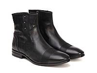Ботинки Etor 5933-7040 40 черные, фото 1