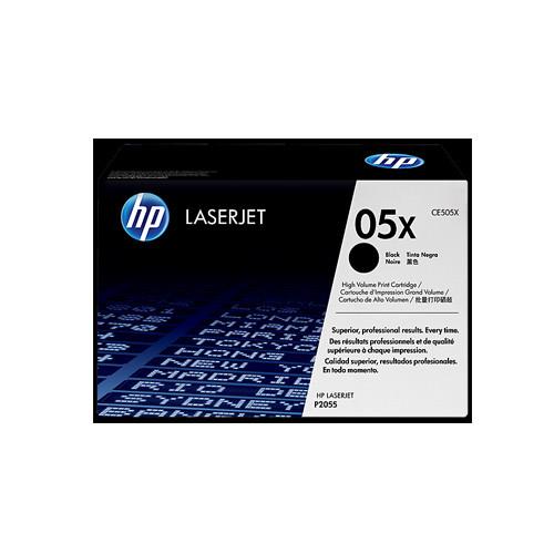 Картридж HP 05X (CE505X), Black, P2035/P2055, OEM  пустой