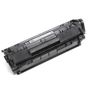 Картридж HP 12A (Q2612A) Black первопроходец , пустой
