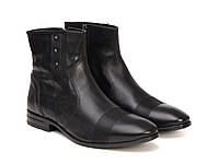 Ботинки Etor 5933-7040 43 черные, фото 1