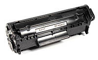 Картридж HP 12A (Q2612A), Black, LJ 1010/1020/1022/3015/3020/3030/3050/3055, PrintPro PP-HQ2612