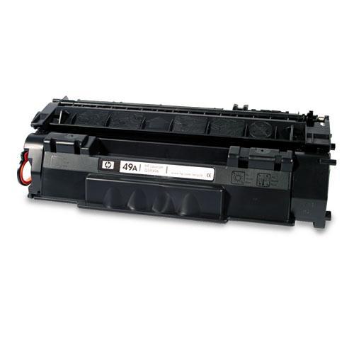 Картридж HP 49A (Q5949A), Black, OEM первопроходец, пустой