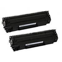 Картридж HP 83A (CF283AF), Black, M125nw/M127fn/M127fw, Print Pro DUAL PACK