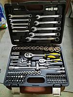 Набор ручных инструментов 82 предмета СТАЛЬ