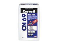 Самовыравнивающаяся смесь Ceresit CN 69 (Церезит CN 69) 25 кг