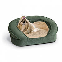 K&H Deluxe Ortho Bolster Sleeper ортопедический лежак для собак 76 х 63 х 23 см, фото 1