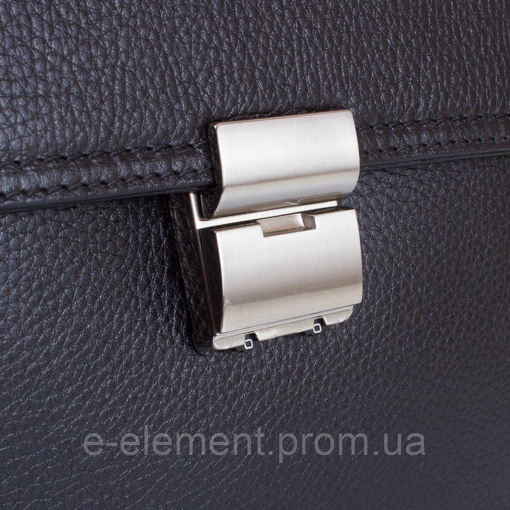 7e294f5168e6 ... Портфель Karlet Кожаный мужской портфель с карманом для ноутбука с  диагональю экрана до 12,6 ...