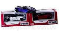 Kinsmart металлическая инерционная машинка McLaren 720S Кинсмарт KT5403WG 009823
