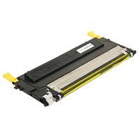 Картридж Samsung CLT-Y407S/SEE, Yellow, OEM,  первопроходец , пустой