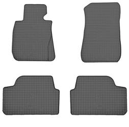 Коврики в салон BMW 1 (E81/E82/E87) 04- (комплект - 4 шт)