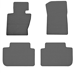 Коврики в салон BMW X3 (E83) 04- (комплект - 4 шт)