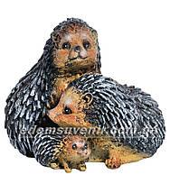 Садовая фигура Семейка ежиков, фото 3