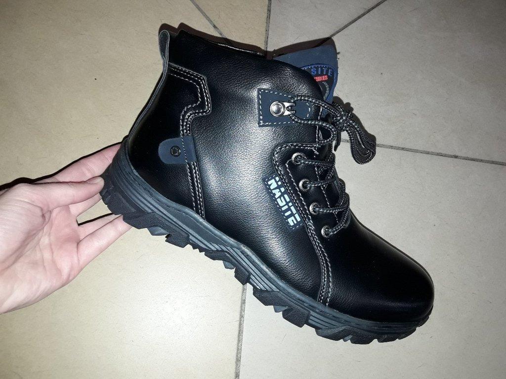 aeeabd4c С 40 по 45 мужские зимние ботинки классик зима на меху мягком чоловічі  ботинки зимові -