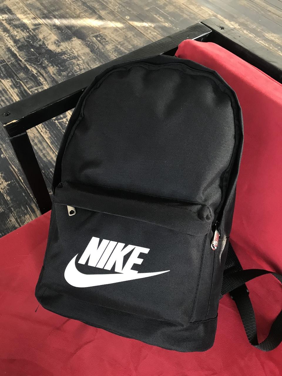 Рюкзак спортивньій R-09-01 Nike 600D чорний