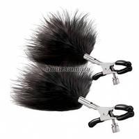 Зажимы для сосков Adjustable Feather Nipple Clamps