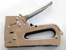 Зшивач PREMIUM line 3 в 1 (для скоб тип A/53, H/13, E/300), хромований
