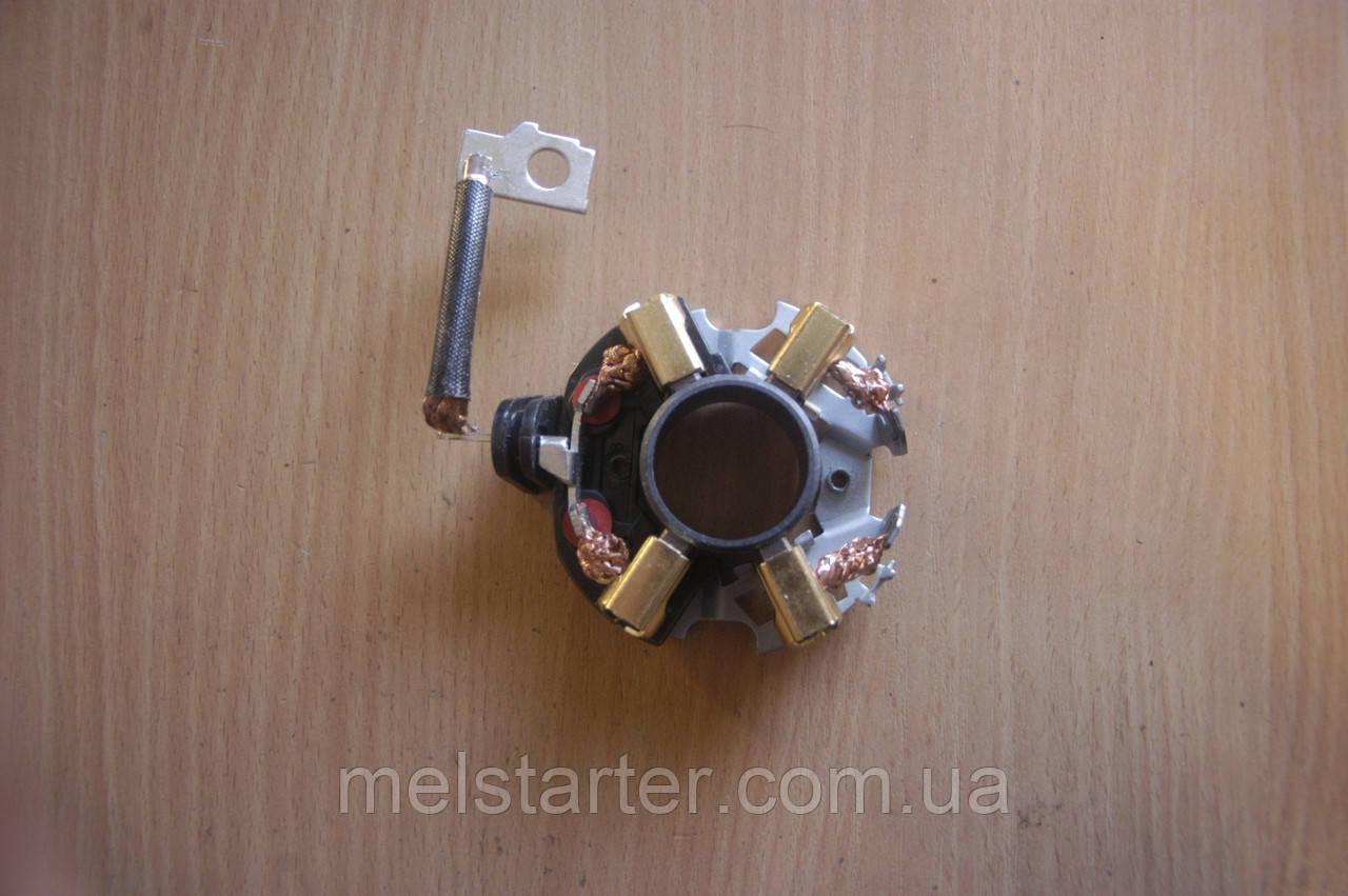Щёткодержатель стартера SBH0009 (Bosch, VOLKSWAGEN, FIAT, AUDI, TOYOTA, SKODA) 12В