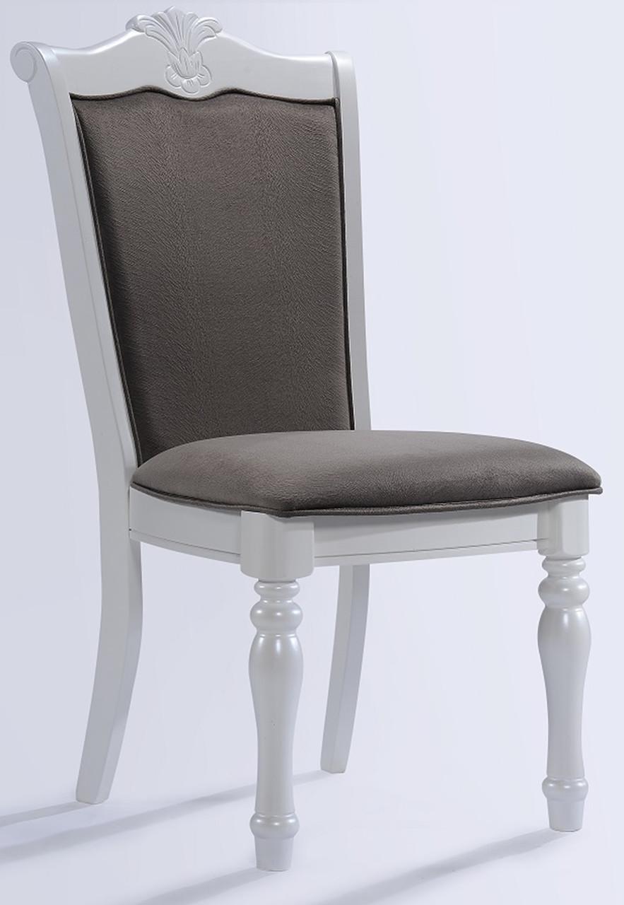 Обеденный стул Conor белая жемчужина