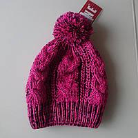 Зимняя шапка для девочки Lenne Renac 18389-261. Размеры 52, 54 и 56