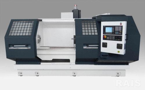 Токарный станок с ЧПУ RAIS Т600 для обработки крупногабаритных деталей