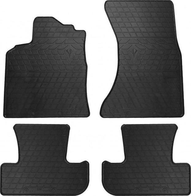 Коврики в салон Audi Q5 08- (design 2016)  (комплект - 4 шт)