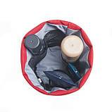Термосумка/косметичка Smart Bag червона, фото 3