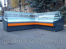 Холодильная витрина  выносной холод  Arneg б/у, витрина холодильная под выносной холод б у