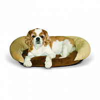 K&H Bolster самосогревающийся лежак для собак и кошек 43 х 35 x 5 см (в двух цветах), фото 1
