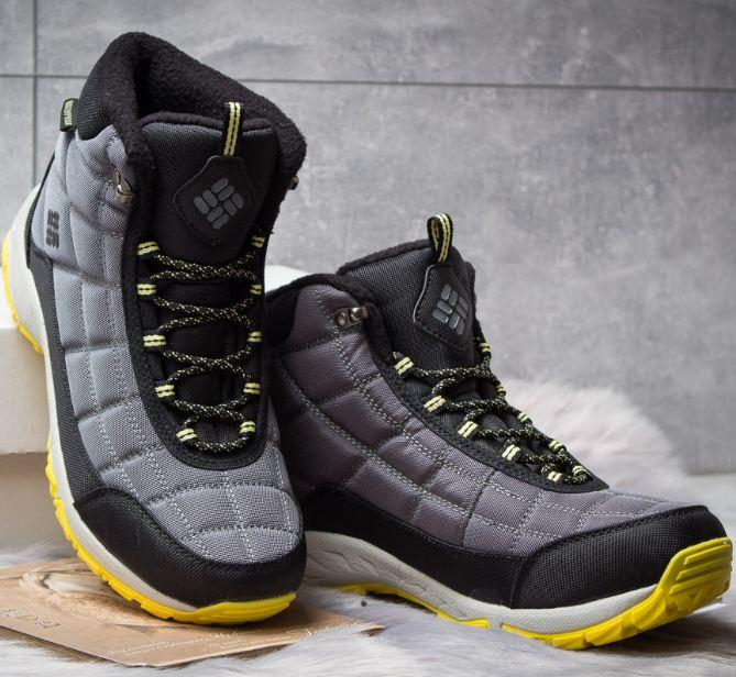 Мужские ботинки зимние Columbia Omni-Grip 704dfd82b22a3