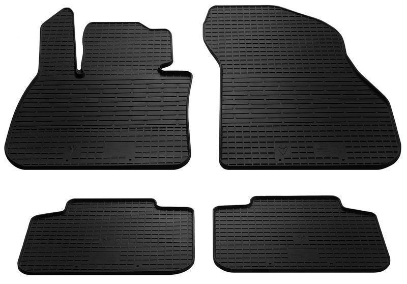 Коврики в салон BMW X1 (F48) 15- (комплект - 4 шт)