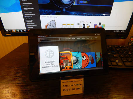 Планшет Электронная книга Amazon Kindle Fire d01400, фото 2