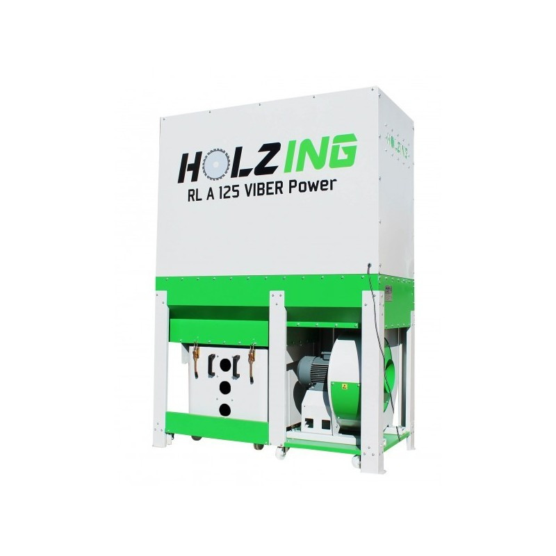 Аспирация Holzing RLA 125 VIBER Power 4500 м3/ч