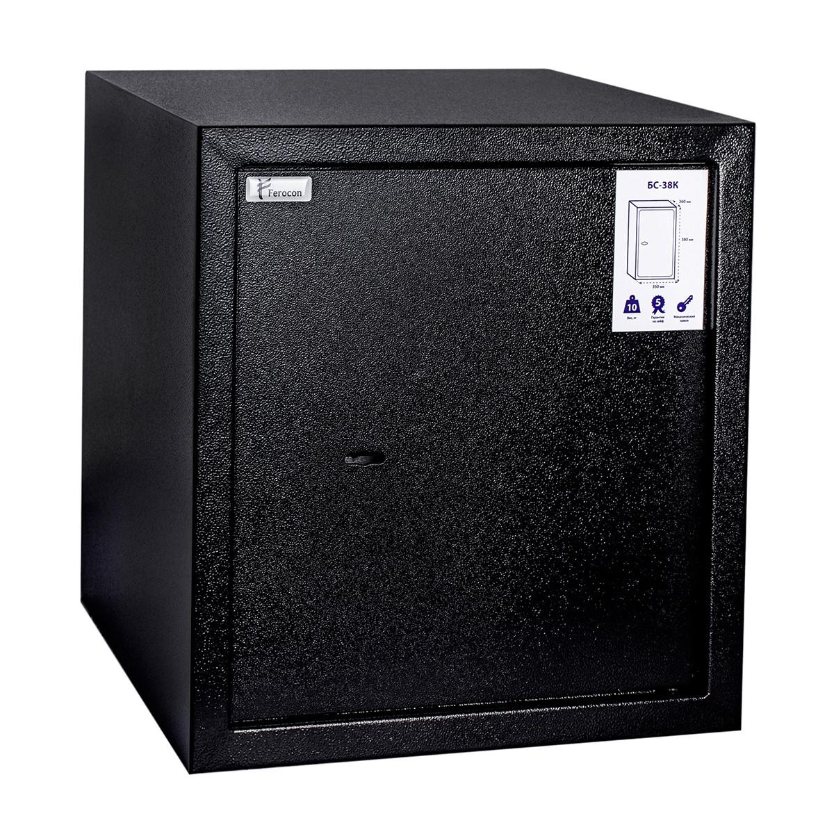 Меблевий сейф Ferocon БС-38К.П1.9005