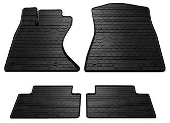 Коврики в салон Lexus GS (4WD) 05- (design 2016) (комплект - 4 шт)