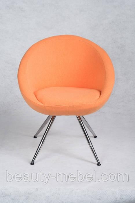 Кресло Marbino 4Н (Home) Malaga оранжевое