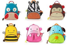 Рюкзаки для малюків
