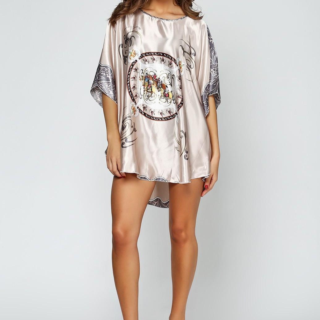 Ночная рубашка летучая мишь СС-8317-75