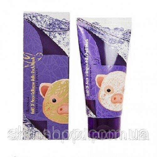 Увлажняющая коллагеновая маска-пленка Elizavecca Gold CF-Nest Collagen Jella Pack Mask
