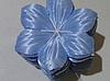 Атласные цветочки 3935 упаковка 100 шт