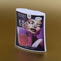 Женская парфюмированная вода Escada MAGNETISM в кассете 50 ml (трапеция) ASL