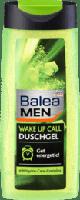 Гель для душа Balea MEN Duschgel wake up call, 300 ml