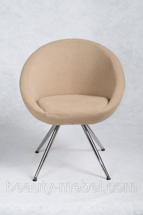 Кресло Marbino 4Н (Home) Malaga кремовое