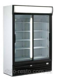 Холодильный шкаф для напитков Tefcold SLDG1000