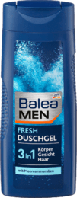 Гель для душа Balea MEN Duschgel fresh, 300 ml